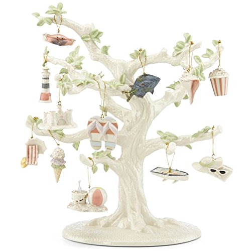 Lenox Set of Ornaments for Ornament Tree (Tree Not Included) (Summer)]()