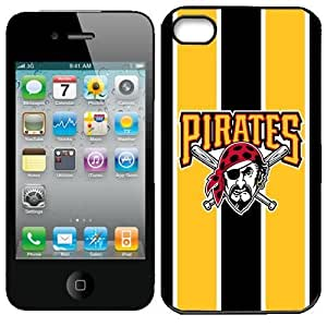 MLB Pittsburgh Pirates Iphone 4 and 4s Case Cover