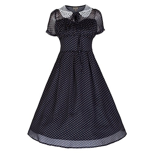 Lindy-Bop-Coleen-1950s-Inspired-Polka-Dot-Tea-Dress