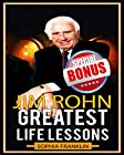 TIME LIMITED SPECIAL OFFERFREE BONUS INCLUDED: ..YES!!!! TODAY We've given you a BONUS CHAPTER & combined part of our very special book - Tony (Robbins), 77 Greatest Life Lessons into this one to give you 21 extra phenomenal lessons in 1 ...