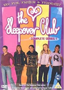 Sleepover Club Ser.1 Box Set [Reino Unido] [DVD]