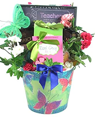 For Giving Me Wings To Fly, Teacher Gift Basket