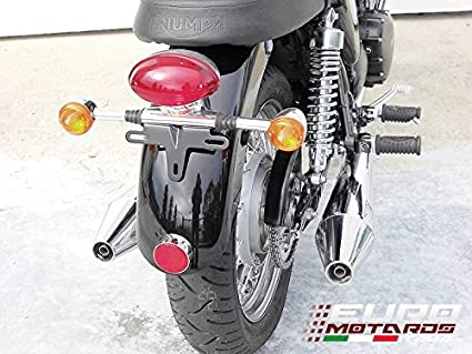 Amazoncom Triumph Bonneville T100 Injection Zard Exhaust Polished