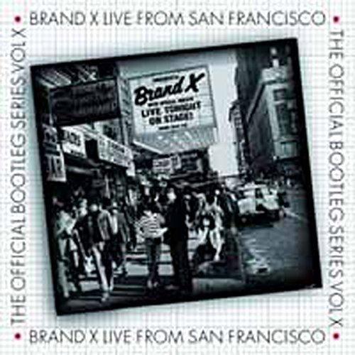 Live San Francisco BRAND X