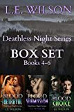 Download Deathless Night Series Box Set Books 4-6 in PDF ePUB Free Online