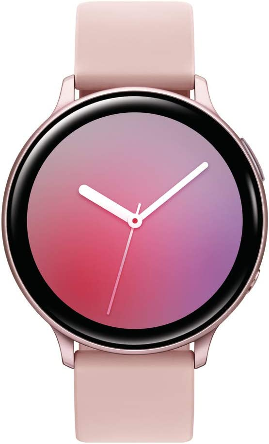 Samsung Galaxy Watch Active2 (44mm, GPS, Bluetooth), Pink Gold (US Version)