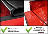 Gator Tri-Fold Tonneau Truck Bed Cover 2009-2018 Dodge Ram 6.4 ft Bed w/o RamBox
