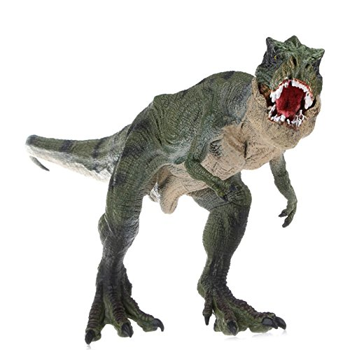 Shoresu Jurassic World Park Tyrannosaurus Rex Dinosaur Plastic Toy Model Kids Gifts