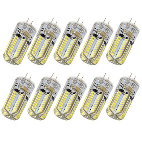 LEORX Premium G4AC 220V 4W 200LM ampoules SMD 301464-LED Lampes LED d'économie d'énergie–10pièces