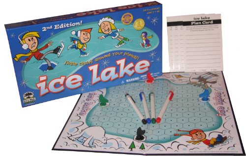 Buffalo Ice Lake