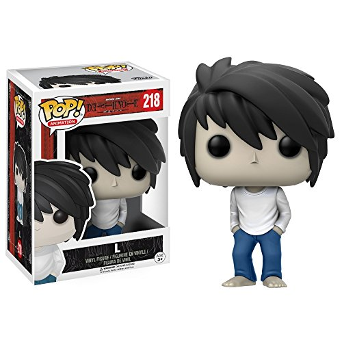Funko-POP-Anime-Death-Note-L-Action-Figure