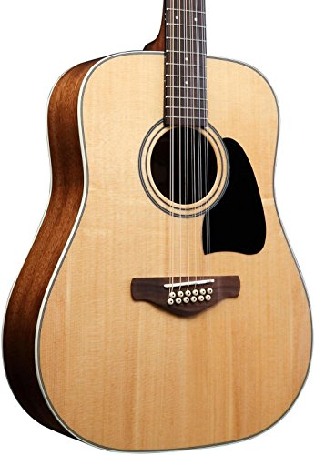 (Ibanez Artwood AW8012-NT 12-String Acoustic Guitar)