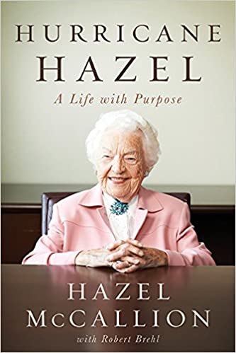 Hurricane Hazel A Life With Purpose