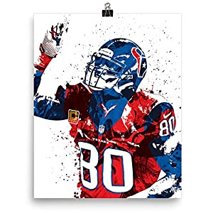 Andre Johnson Houston Texans Poster