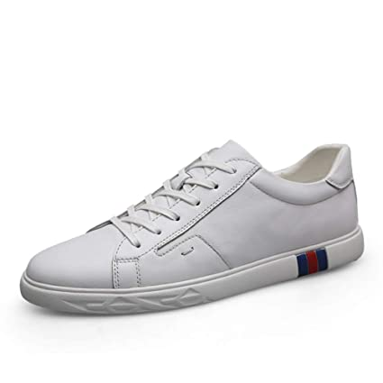 63c943c603fc1 Amazon.com: Weixiao Men's Casual Shoes, Autumn and Winter New Mens ...