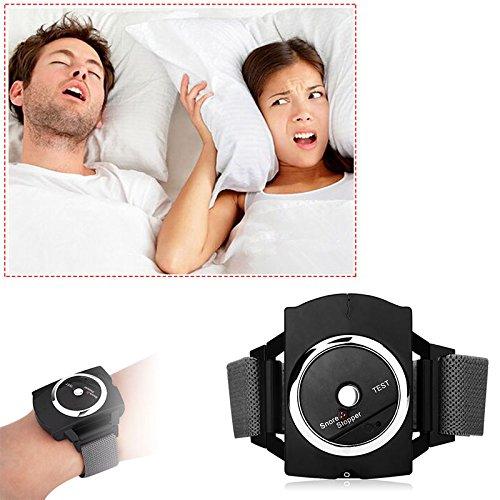 Bio-feedback Infrared Intelligent Wrist Anti Stop Snore G...