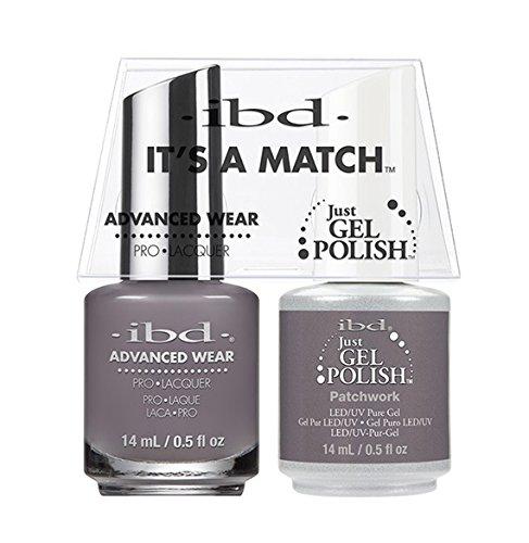 ibd Advanced Wear Color Duo Patchwork #565 UV Gel Color