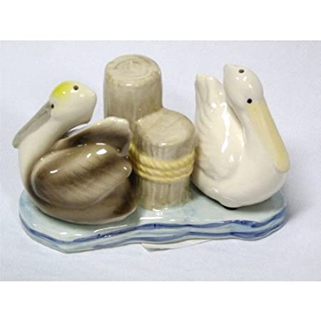 51v%2BhiP1kXL._SS450_ Beach Salt and Pepper Shakers & Coastal Salt and Pepper Shakers
