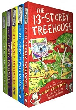 The Treehouse Adventures series books like diary of a wimpy kid