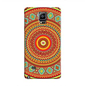 Cover It Up - Bright Indian Ceiling Galaxy Note 4Hard Case