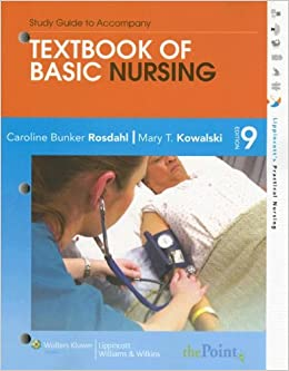 Study Guide to Accompany Textbook of Basic Nursing (Lippincott's Practical Nursing)