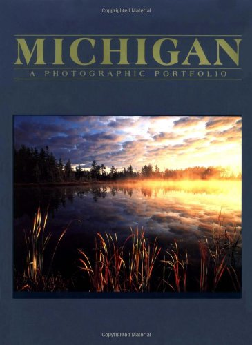 This select portfolio of the country's finest nature photographers savors the sanctuaries where natural Michigan yet flourishes in primeval splendor: Porcupine Mountains Wilderness, Lake Gogebic, Muskegan, Tahquamenon Falls, Wagner Falls, Warren Dune...