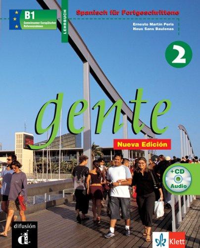Gente - Neubearbeitung/Lehrbuch + CD