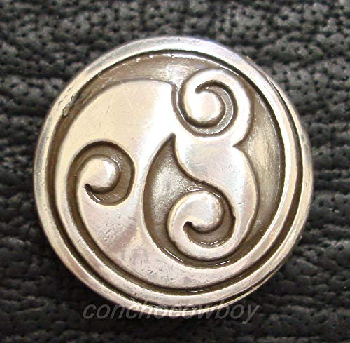 Conchos for Clothes Western Horse Saddle TACK Leather Craft 1