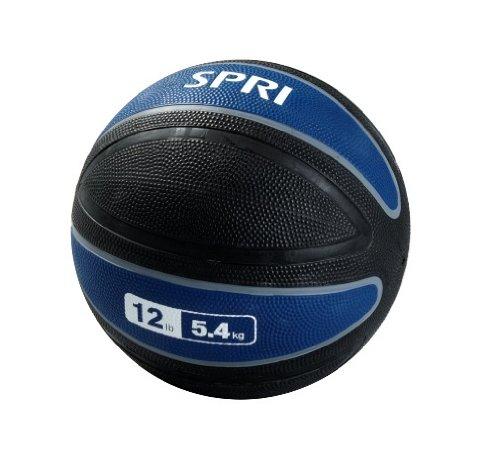 Xerball Medicine Ball - Difficulty Level: 12 lbs