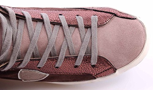 Chaussures Sneakers Hommes PHILIPPE MODEL Paris Classic High Mixage Mud Champ