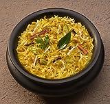 Aahanas Vegan Masala Khichdi / Kitchari - Mix of Organic Basmati Rice & Organic Red Lentils (Ayurvedic Diet) Gluten Free