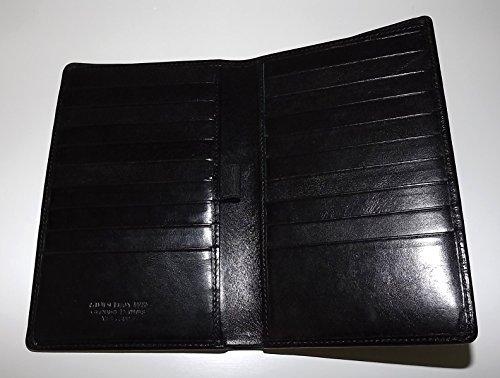 Black Pocket Breast Leather Giudi Secretary Wallet Italia Travel Tuscan Men's RXgOnzwgx