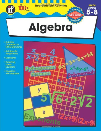 Read Online The 100+ Series Algebra pdf epub
