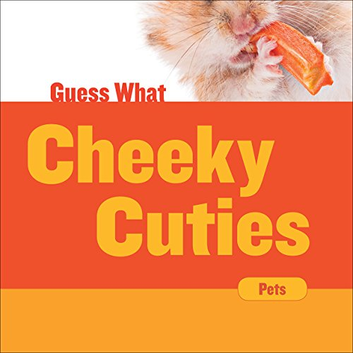 Cheeky Mouse - Cheeky Cuties: Hamster (Guess What)