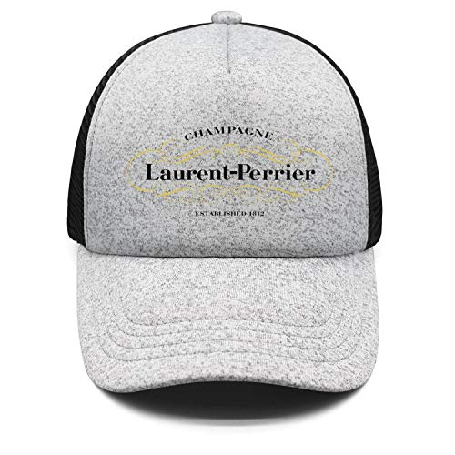 AOAOAOUV Outdoor Professional Unisex Cotton Breathable Adjustable Baseball Cap Laurent-Perrier-a-Walking