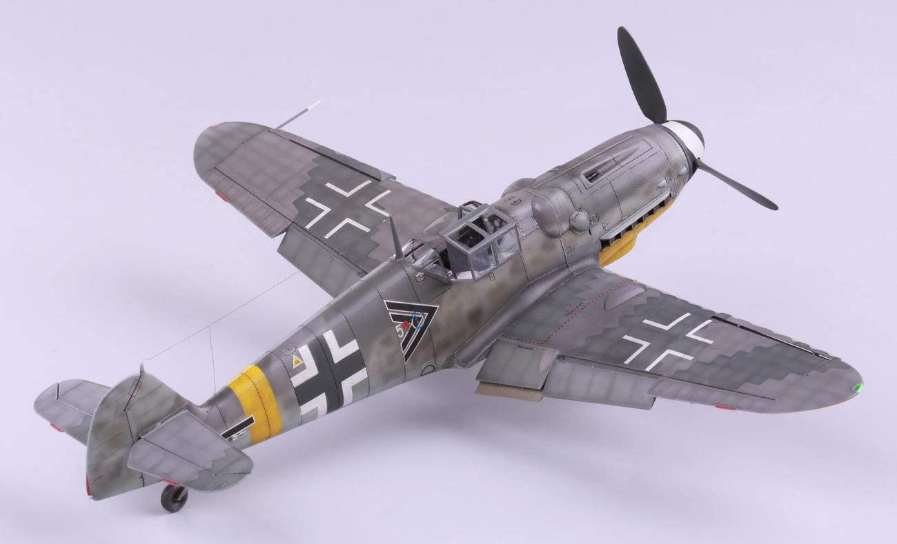 1:48 Eduard Weekend Messerschmitt Bf 109g-6 Erla Aircraft Model Kit