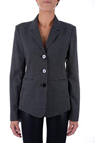 Giacca Donna Armani Jeans 6X5G47-5NPFZ1200 a pois tre bottoni jacket
