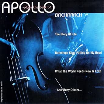 Amazon.com: A House Is Not A Home: Apollo: MP3 Downloads