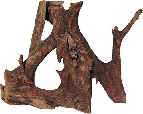 JBL Mangrovenholz-Wurzel für Aquarien und Terrarien, Mangrove  Gr. M, 67032