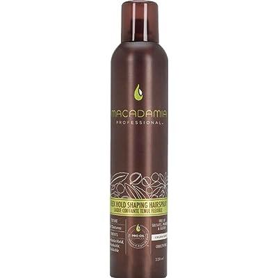 Macadamia Natural Aceite Profesional 328ml Flex Hold Shaping Hairspray