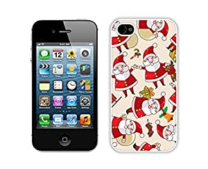 For Iphone 6 4.7 Inch Case Cover Christmas Red Green Decoration Silicone Black For Iphone 6 4.7 Inch Case Cover