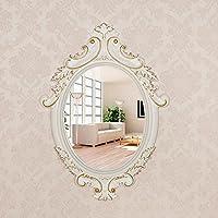 mangeoo de estilo europeo espejo vestuario, de pared espejo ...