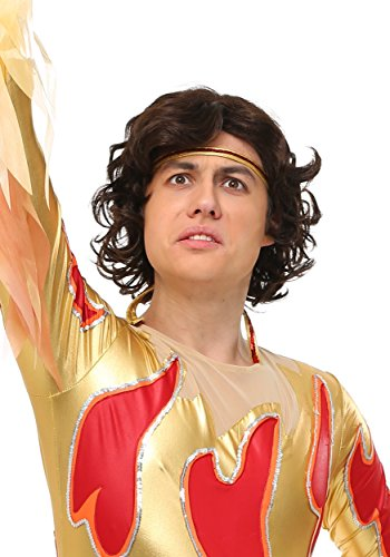 Blades Of Glory Halloween Costume (Blades of Glory Chazz Wig Standard)