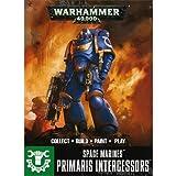 Warhammer 40k Easy to Build Space Marine Primaris Intercessors