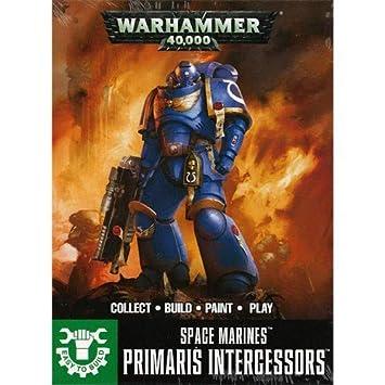 Warhammer 40000 Easy to Build 40K SPACE MARINES 6x PRIMARIS REIVERS