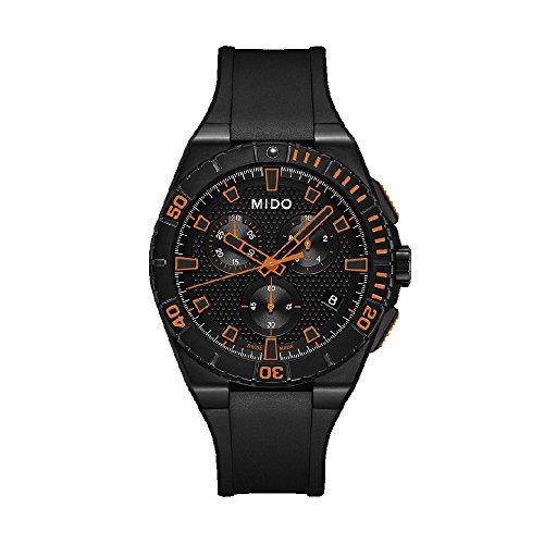 Ocean Star Captain Chronograph Mens Watch - Mido M023.417.37.051.09
