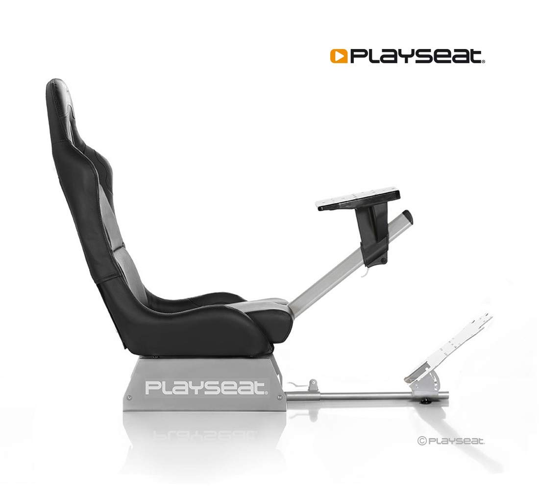 Playseat Revolution Racing Video Game Chair for Nintendo Xbox Playstation  CPU Supports Logitech Thrustmaster Fanatec Steering Wheel and Pedal
