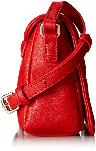 Sacs rosso Pu Moschino Love Rouge Portés Borsa Épaule Quilted wvxvz8Itq