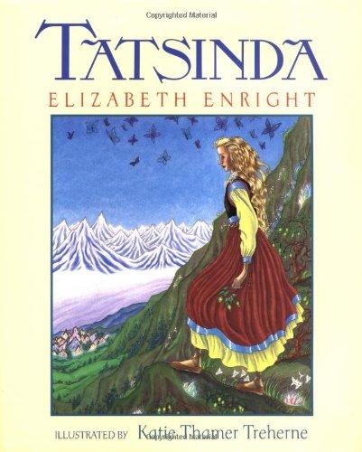 Tatsinda (HBJ Contemporary Classic)