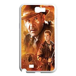 Samsung Galaxy N2 7100 Cell Phone Case White Indiana-Jones Phone Case Cover Personalized Customized CZOIEQWMXN0332